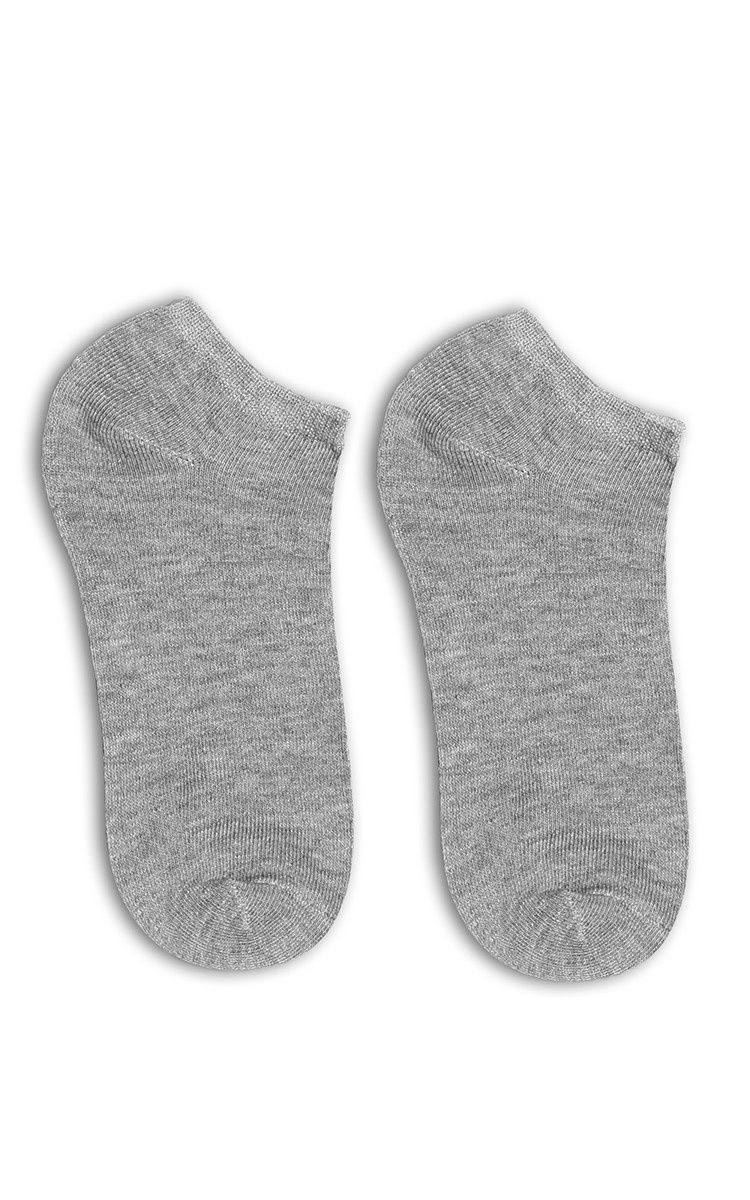 Shoes Sock In Grey