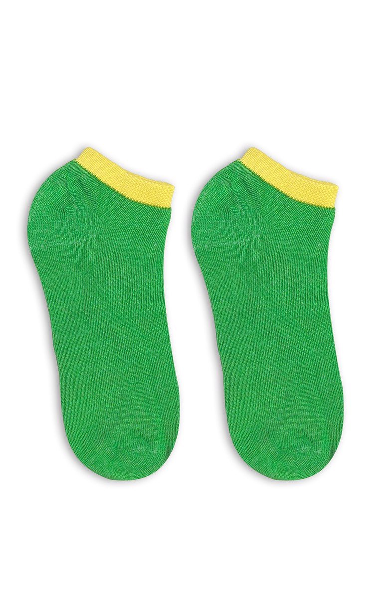 Shoes Sock In Green