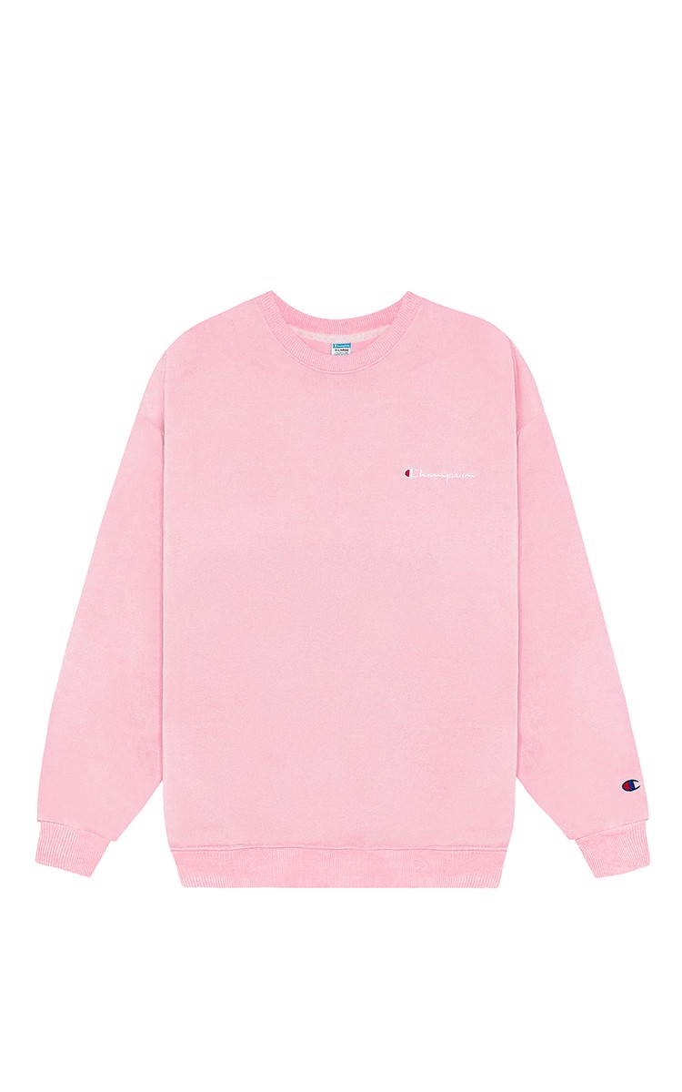Champion Sweater In Pink