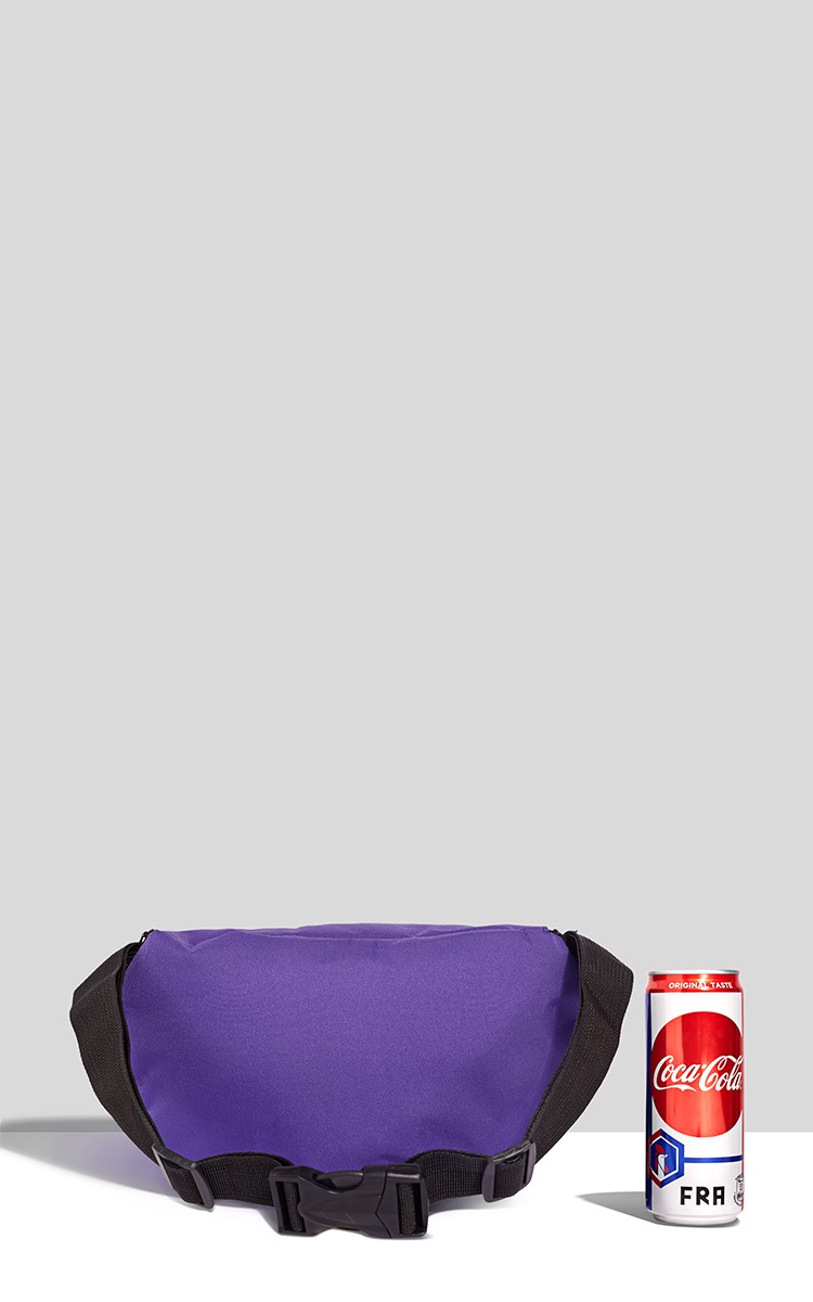 Lets Music Waist Bag In Purple