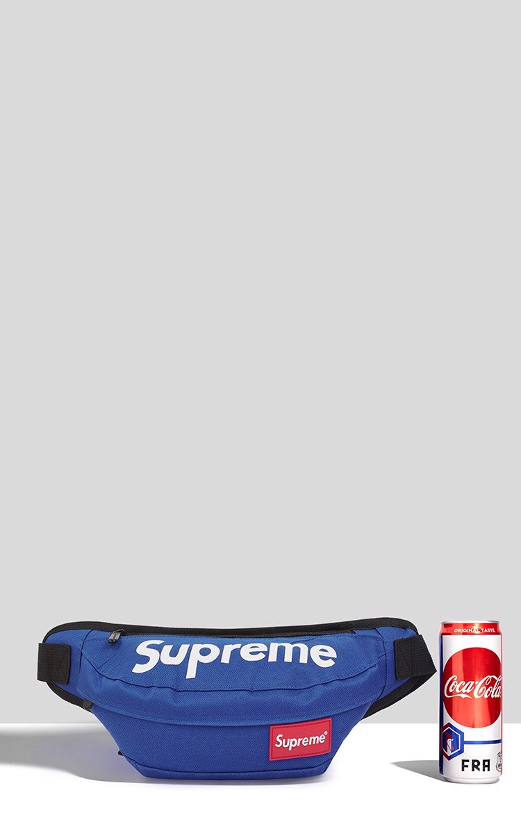 Supreme Bag In Blue