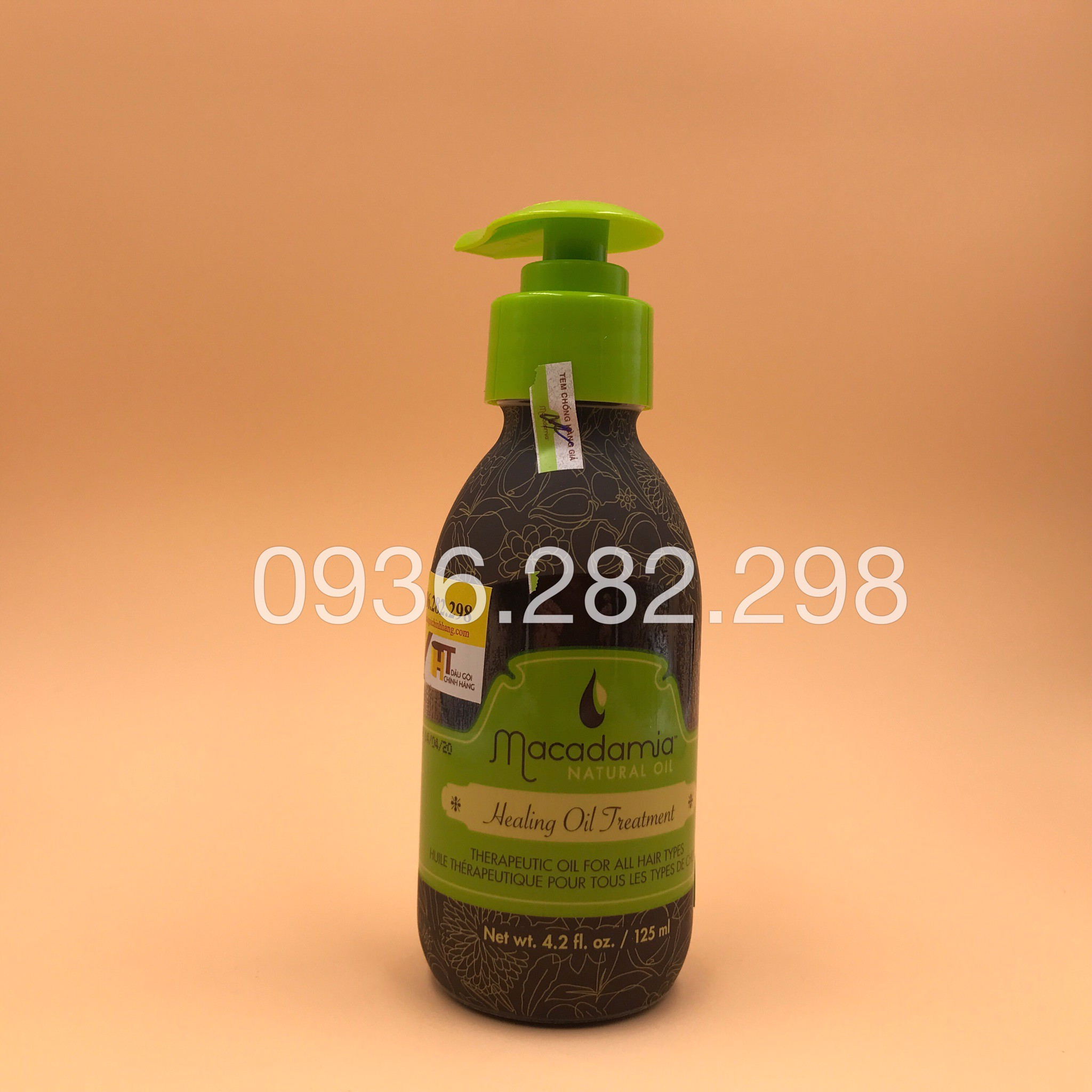 Tinh Dầu Macadamia 125ml - Healing Oil Treatment