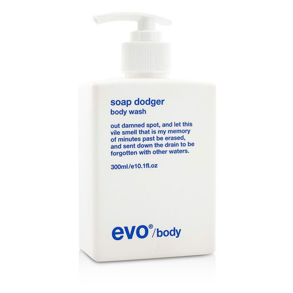 SỮA TẮM EVO SOAP DODGER BODY WASH 300ML