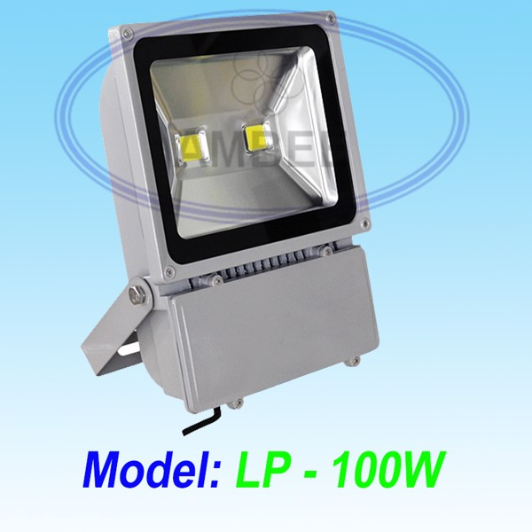 Led flood light lp 100w chính hãng