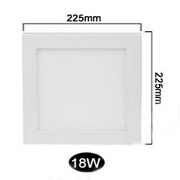 LED Square Ceiling 18w