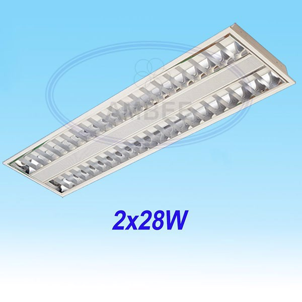 T5 Fluorescent Office Concealed 1M2/2x28W