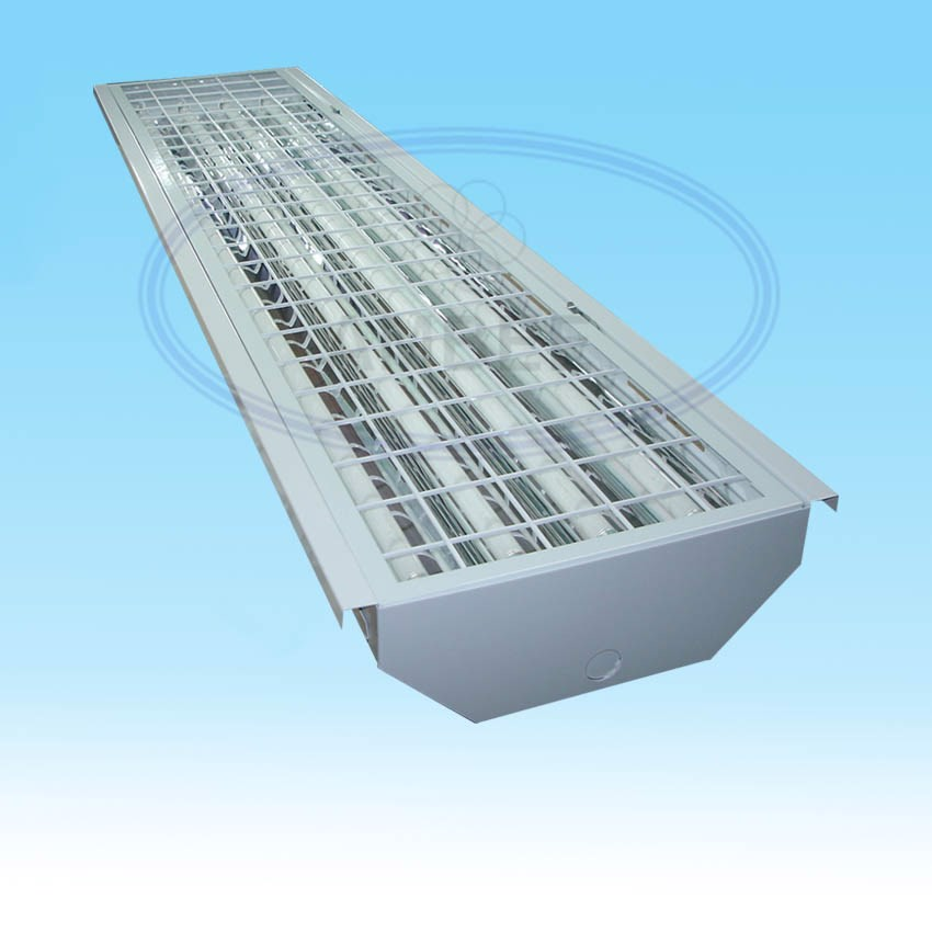 T5 Fluorescent Lamp Factory Highbay 1M2/4x28W (Type 1)