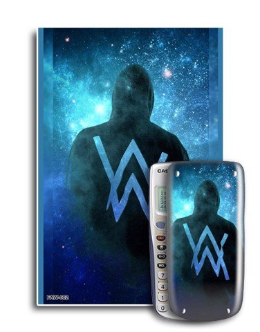 Decal máy tính Casio Alan Walker 002