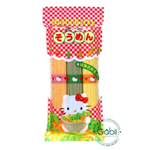 7M MÌ SOMEN RAU CỦ HELLO KITTY SOMEN 300GR