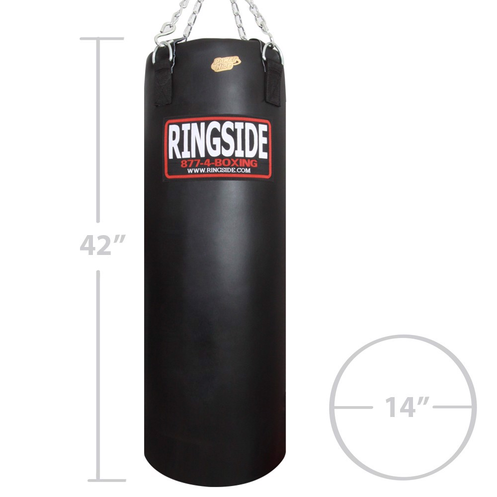 Bao Cát Ringside Power Hide Heavy Bag
