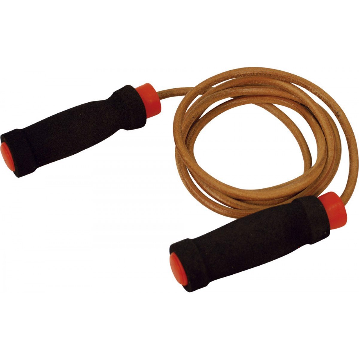 Dây nhảy thể lực TITLE Classic Leather Jump Rope