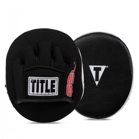 Đích đấm Title Gel Tech Punch Mitts 2.0