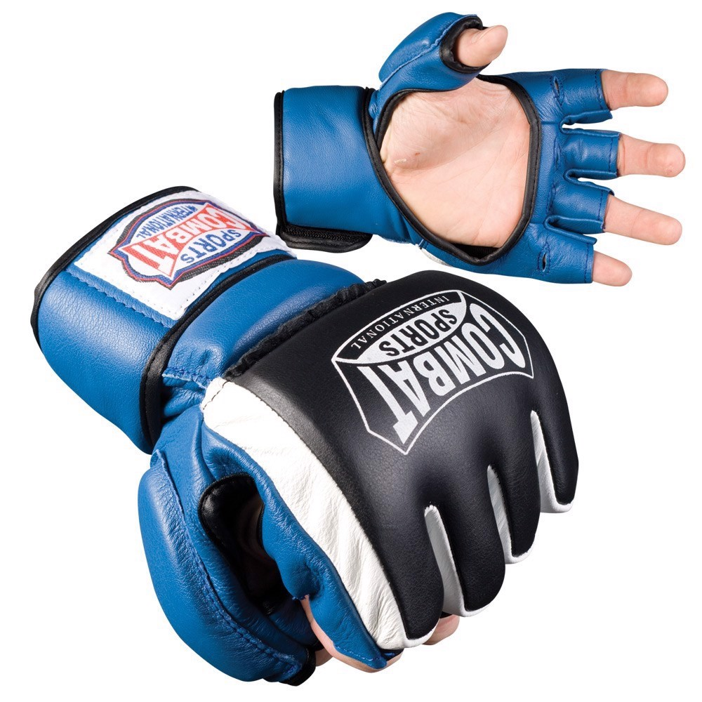 Găng tay MMA da Combat Sports Extreme Safety MMA Training Gloves TG11