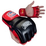 Găng tay MMA da hở ngón Combat Sports Fight Gloves FGS