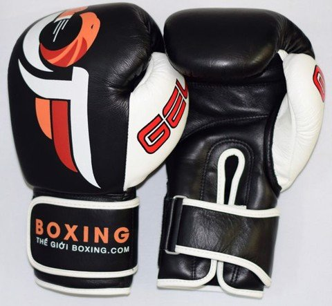 Găng tay boxing trẻ em TGB GEL HiTech Boxing Sparring Gloves for kids (7-15 years old)