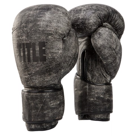 Găng tay boxing Title Distressed Glory Training Gloves