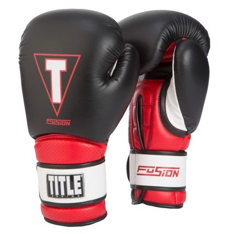 Găng tay boxing TITLE Fusion Tech Training Gloves