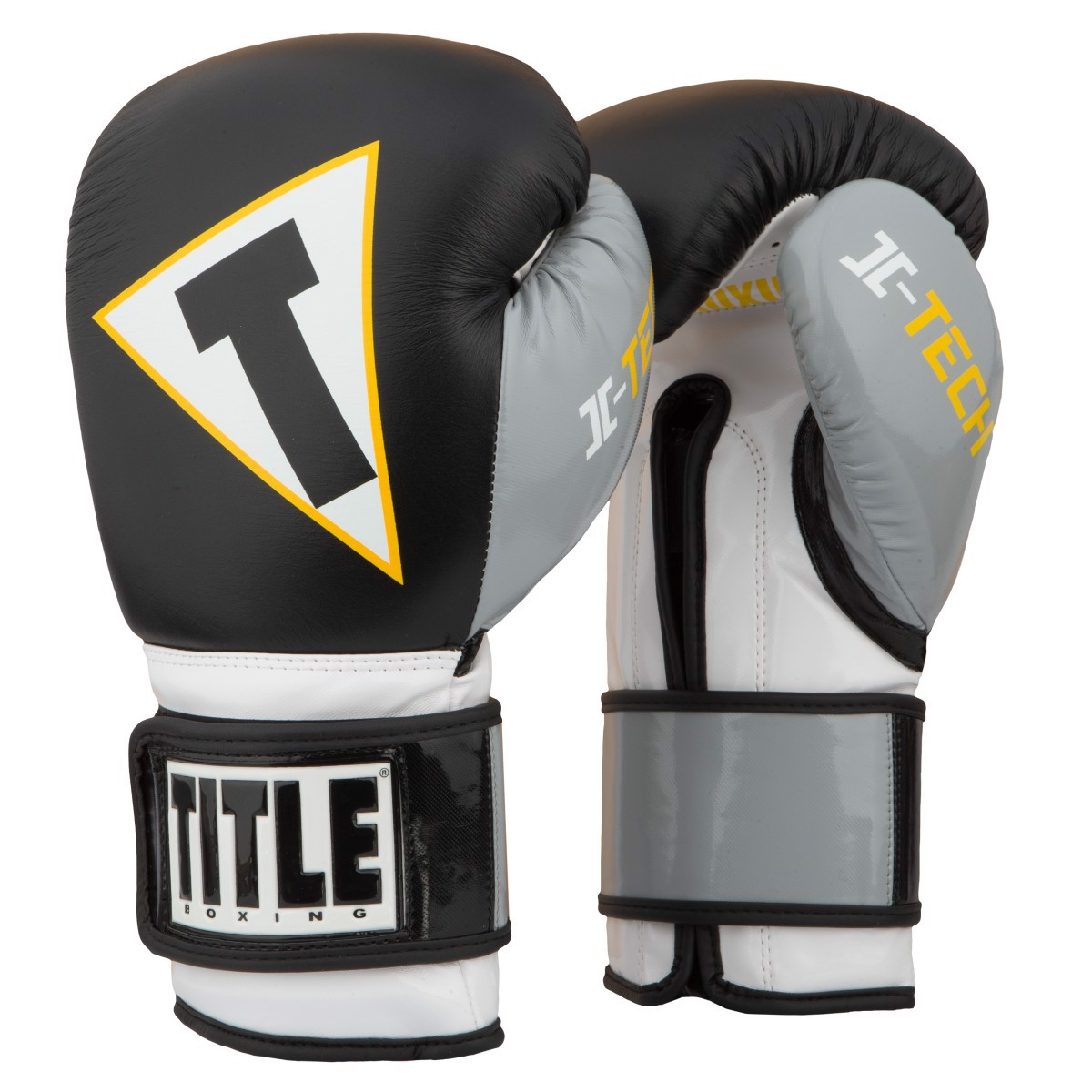 Găng tay boxing Title ICON I-Tech Training Gloves