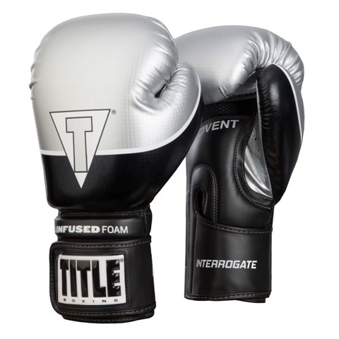 Găng tay TITLE Infused Foam Interrogate Boxing Gloves