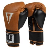 Găng tay boxing TITLE Vintage Leather Training Gloves