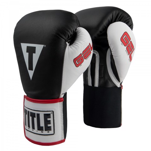 Găng tay boxing Title Gel World Elastic Training Gloves