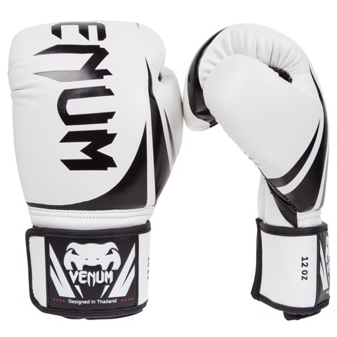 Găng tay boxing Venum Challenger 2.0 -ICE/WHITE Sparring Gloves