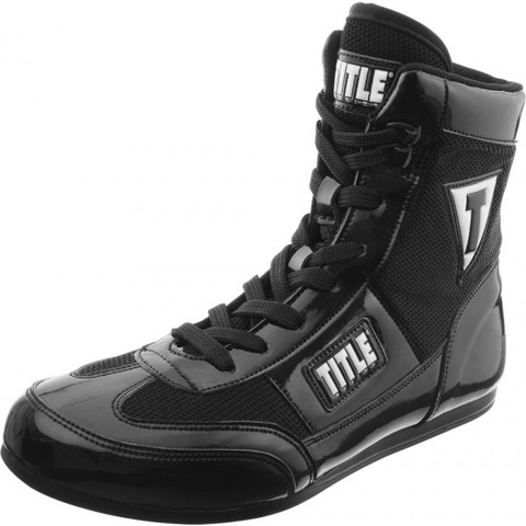 Giày boxing Title Hyper Speed Elite Shoes