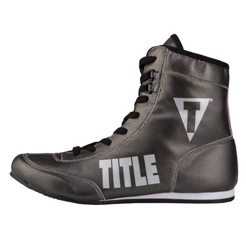 Giày tập luyện Title Money Metallic Flash Boxer Shoes