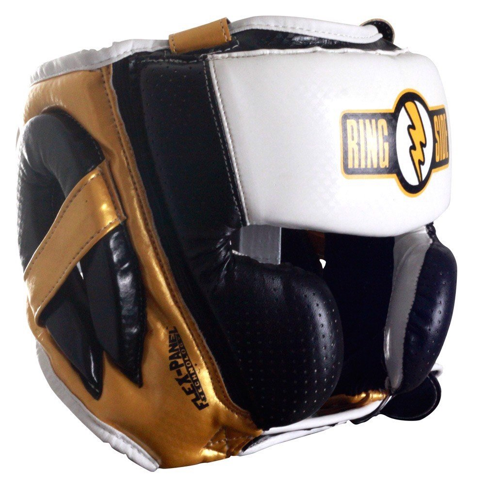 Nón boxing MMA trẻ em Ringside Youth Mexi-Flex Headgear