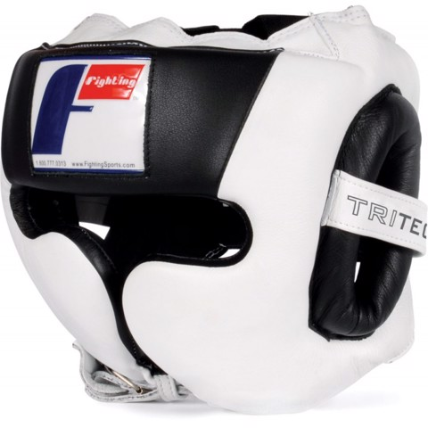 Nón Training & Full face Fighting Sports Tri-Tech Headgear