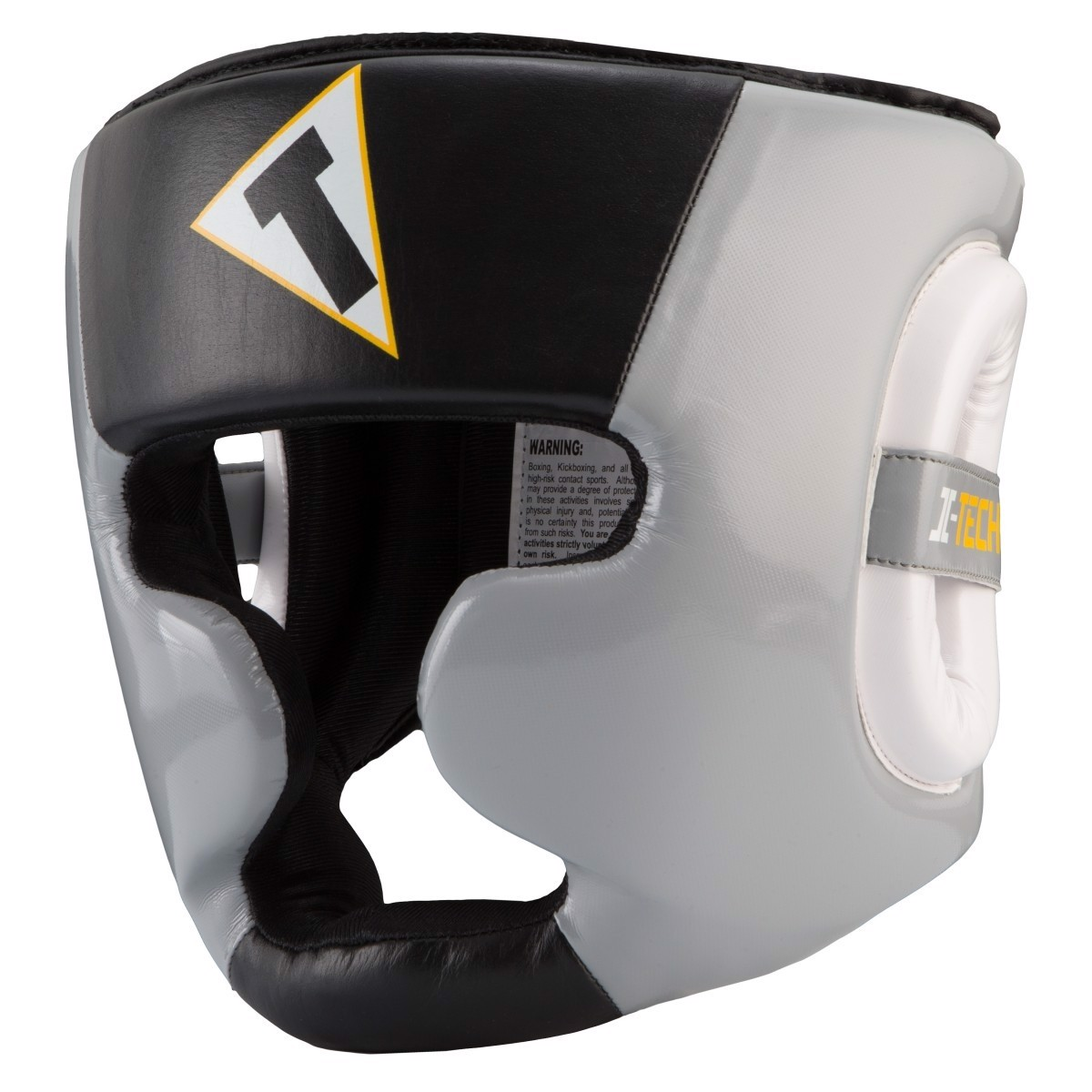 Nón boxing Title Icon I-Tech Full Face Training Headgear