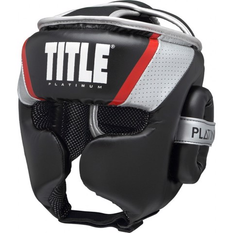 Nón boxing Title Platinum PrimeTime Headgear