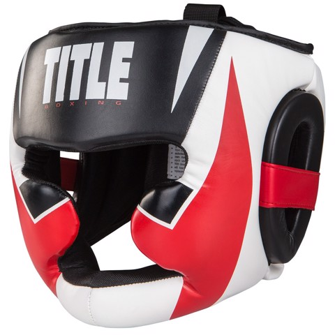 Nón boxing Title MMA Command Full Face Training Headgear
