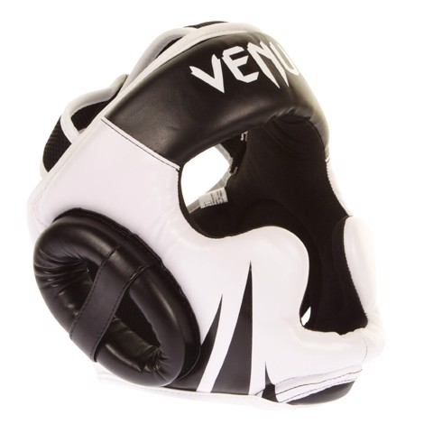 Nón Venum Challenger 2.0 Headgear - Black/White