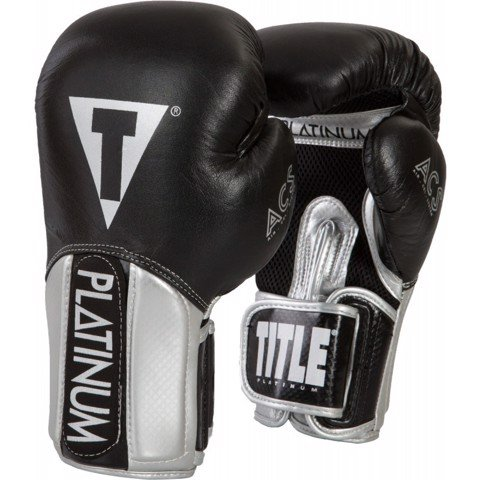 Găng tay boxing Title Platinum Pinnacle Acs training gloves