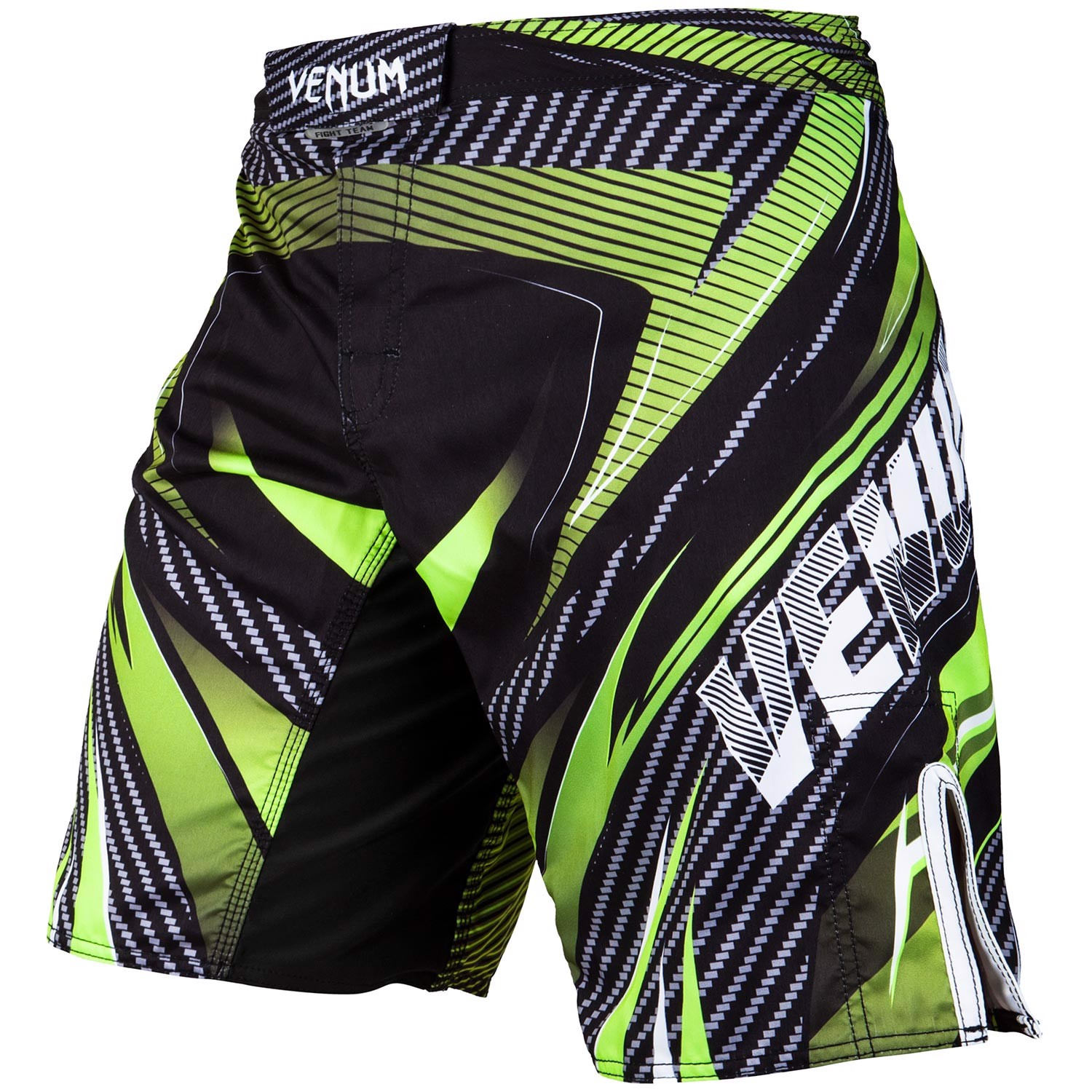 Quần thể thao MMA Fight Shorts VENUM GALACTIC 2.0 CARBON 03125 - GREEN
