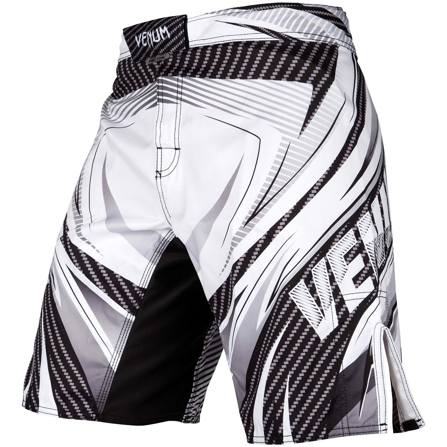 Quần thể thao MMA Fight Shorts VENUM GALACTIC 2.0 CARBON 03125 - WHITE