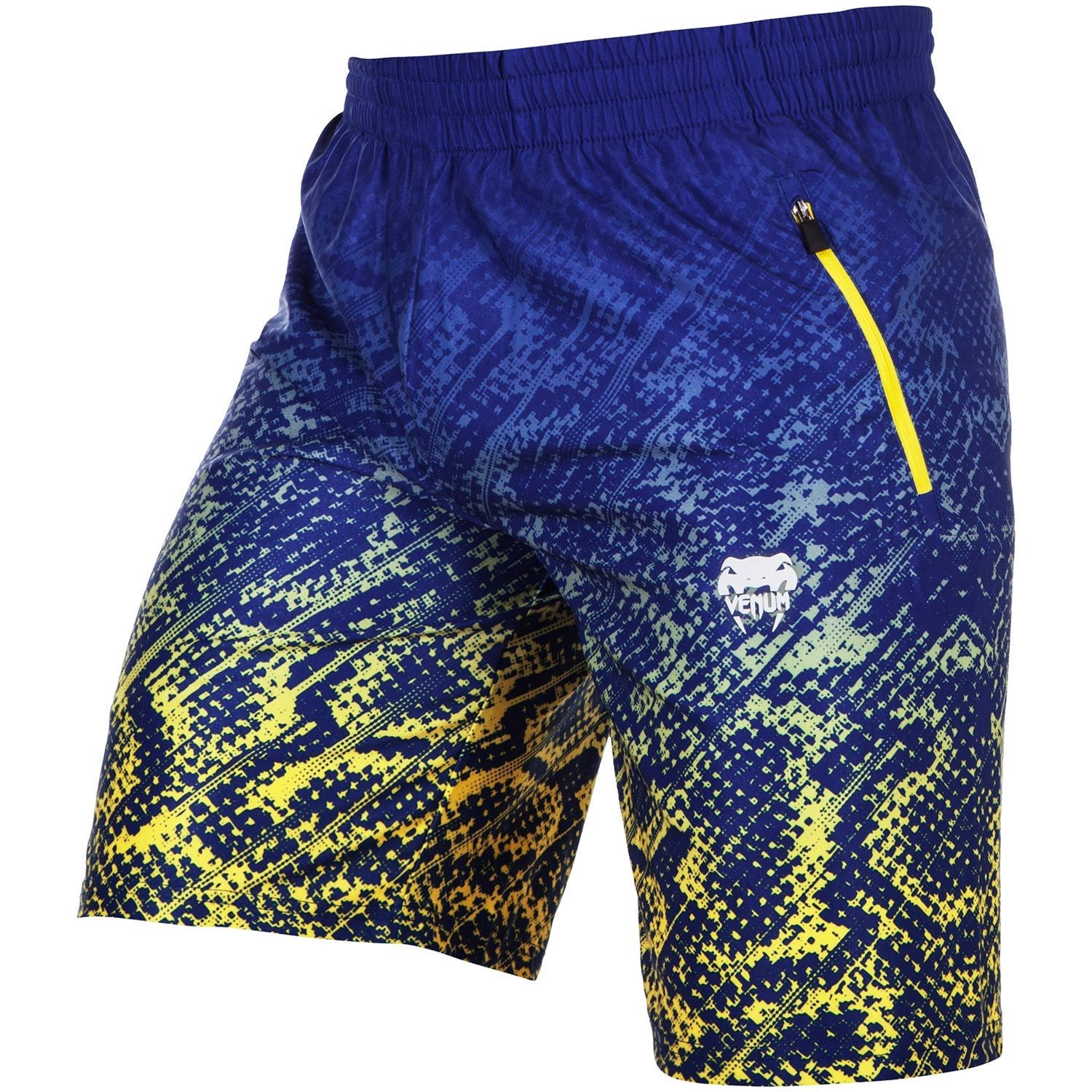 Quần thể thao Venum Tropical Fitness Short/MMA Fight Shorts - Yellow