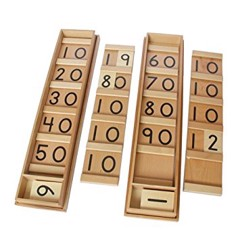 Bảng hàng chục<br>Teen & Ten Boards Set