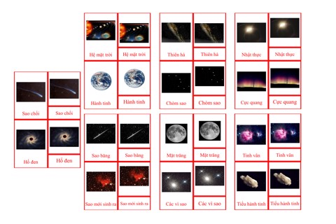 AstF-4 Astronomy Cards