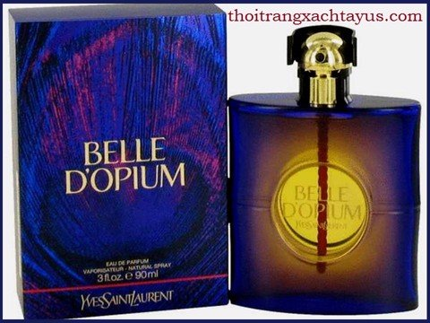 "NH 07 - NƯỚC HOA  "" BELLE OPIUM Yves Saint Laurent "" 90 ml PARFUM"