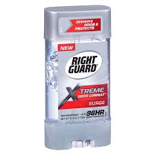 Gel khử mùi nam Right Guard Xtreme Ordor Combat SURGE 96Hr 113g