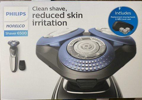 Máy cạo râu Philips Norelco Series 6500 Shaver with Anti-Friction Coating