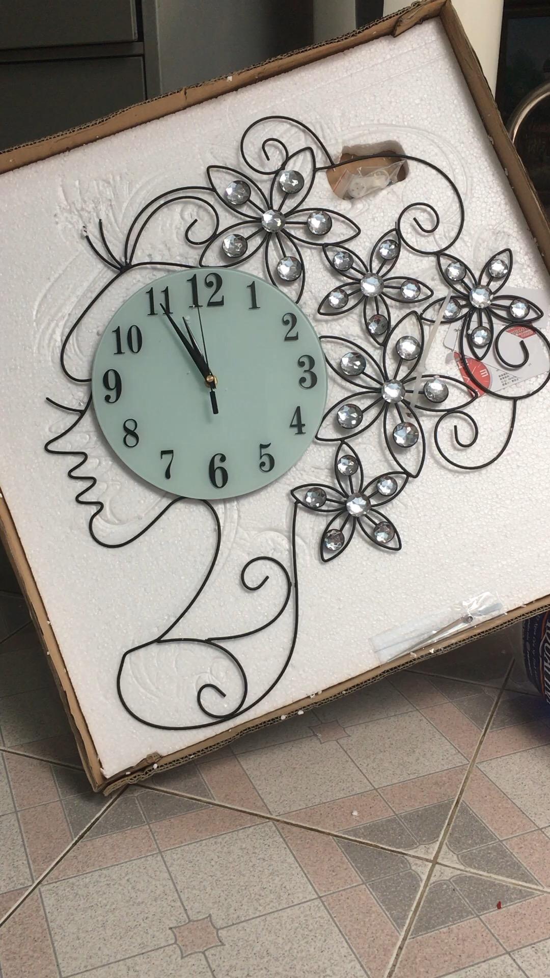 Đồng hồ pha lê cô gái 1288-hàng có sẵn hcm!