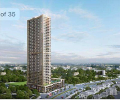 Landmark Service Apartment - tổng quan