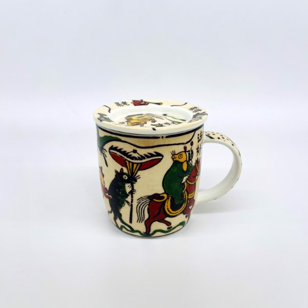 Mouse Wedding Tall U Mug