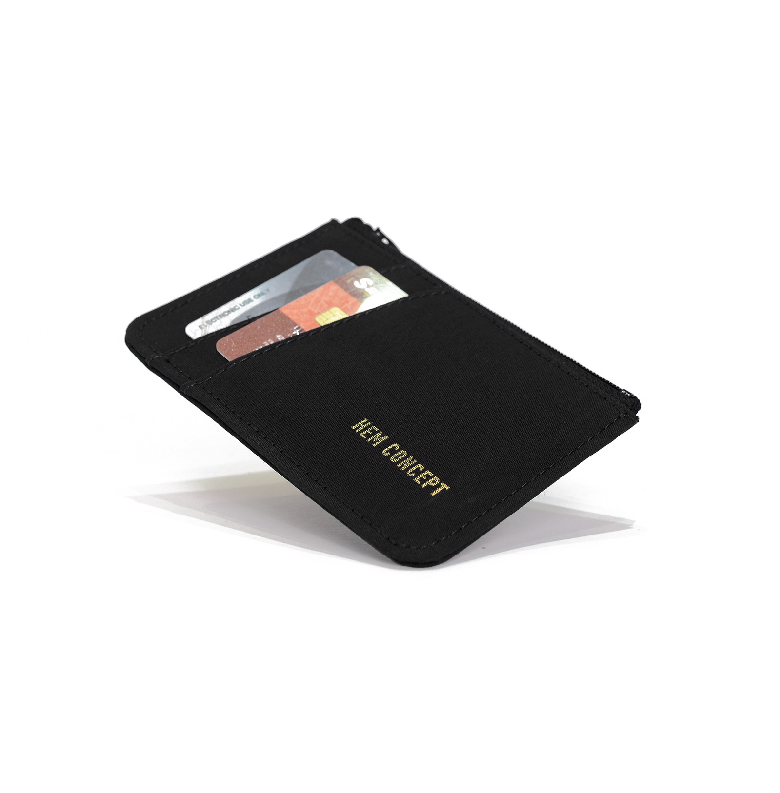 BOLT WALLET - BLACK