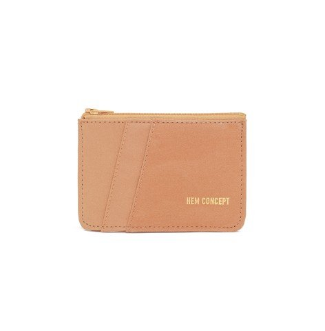 BOLT WALLET - CARAMEL