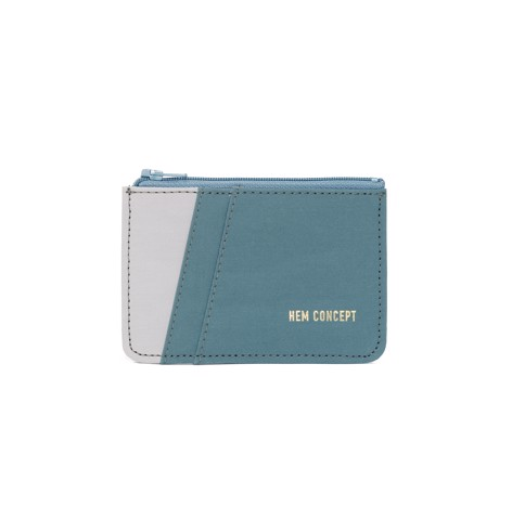 BOLT WALLET - JADE/GRAY