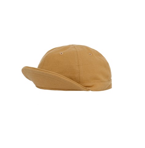CYCLING CAP - MUSTARD